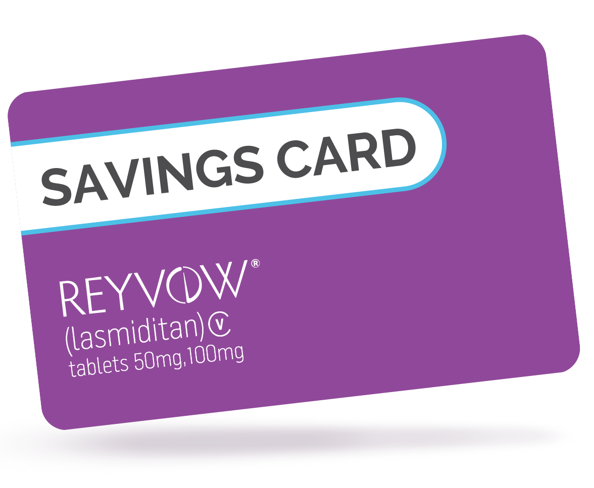 REYVOW Savings Card